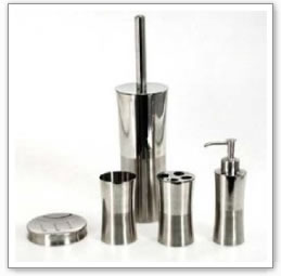 Buying agents indian buying agents bathroom for Bathroom accessories set india